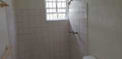Real Estate - Apt 1 07 Groves Cottage, Saint George, Barbados - Shower