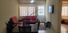 Real Estate - Unit 2 02 Coral Haven, Landsdown, Christ Church, Barbados - Living room